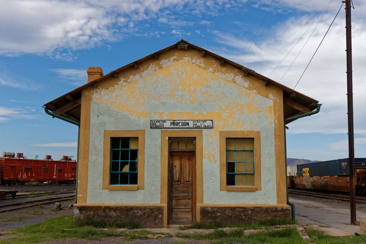 Old building of