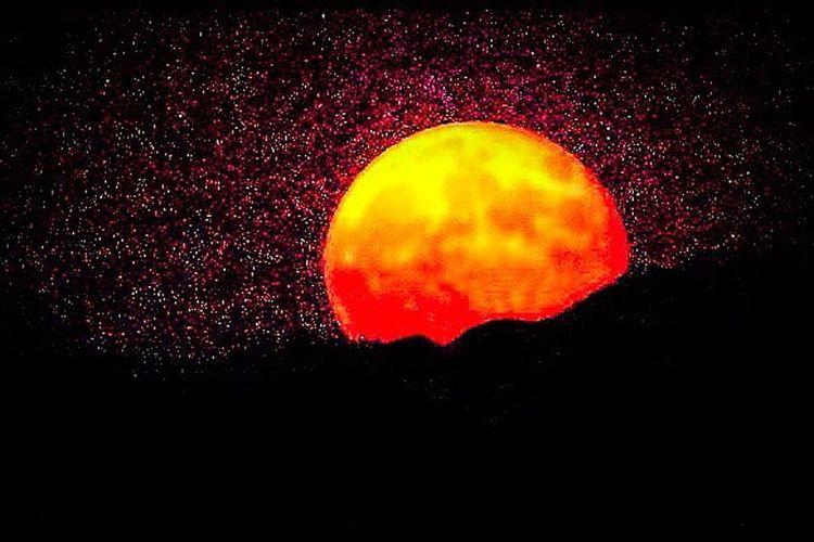 La Luna Breathtaking View Breathtaking Sunset Sunset In Seattle Goodnight Sun, Hello Moon Goodnight Moon Tranquility