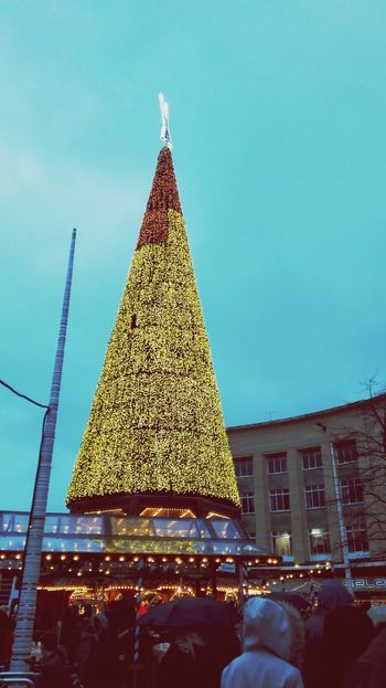 It's Christmas Time Christmas Tree Christmas Lights Christmas atmosfere in Bristol Taking Photos Relaxing Hello World Walking Around Streetphotography Bristol, England Bristol In The Autumn November2015 Cold Days Capture The Moment Traveling Showcase: November