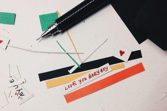 你從來不知道 我追求的世界 渺小的只因為你 如果你沒有參與 夢想再大 也沒有意義 #因为我爱你 KZH YouHaveMyHeart - ILoveYou.♡ Forever <3