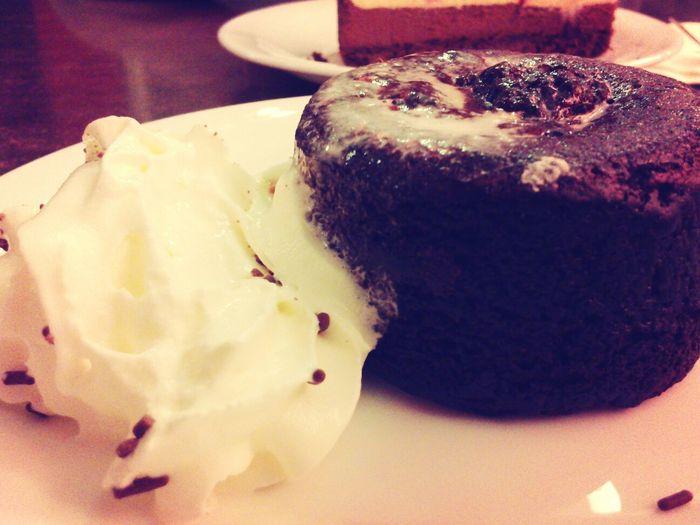 Desserts Choc Lava Cake Secret Recipes Happy Tummy