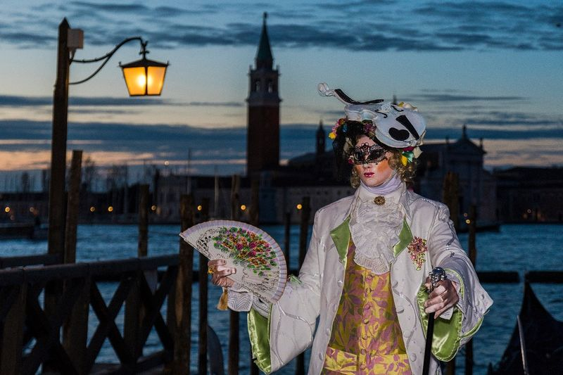 EyeEm Selects Venetian Mask Mask - Disguise Tradition Outdoors One Person Disguise Venetian Mask Festival