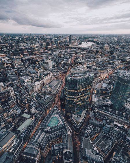 London EyeEm Selects Architecture Cityscape Building Exterior Crowded Aerial View Built Structure