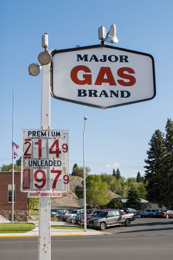 Gas station in rural Utah America Americana Car Communication Gas Pump Gas Station Information Sign Road Sign Road Trip Roadside Roadside America Roadsidephotography Roadtrip Sign Street Transportation United States Unleaded USA Utah