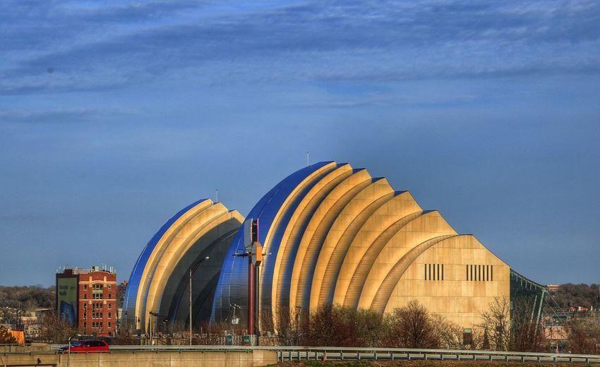 Kansas City Kauffman Center! Eyeforphotography Taking Photos