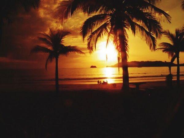 Beach #sun #nature #water #TagsForLikes.com #TagsForLikesApp #TFLers #ocean #lake #instagood #photooftheday #beautiful #sky #clouds #cloudporn #fun #pretty #sand #reflection #amazing #beauty #beautiful #shore #waterfoam #seashore #waves #wave sunset, summer pura vida