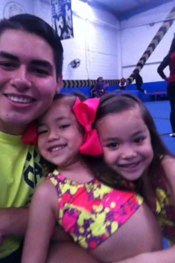 My favorites 😍 Babies Love Inlove♥ Cheerleaders