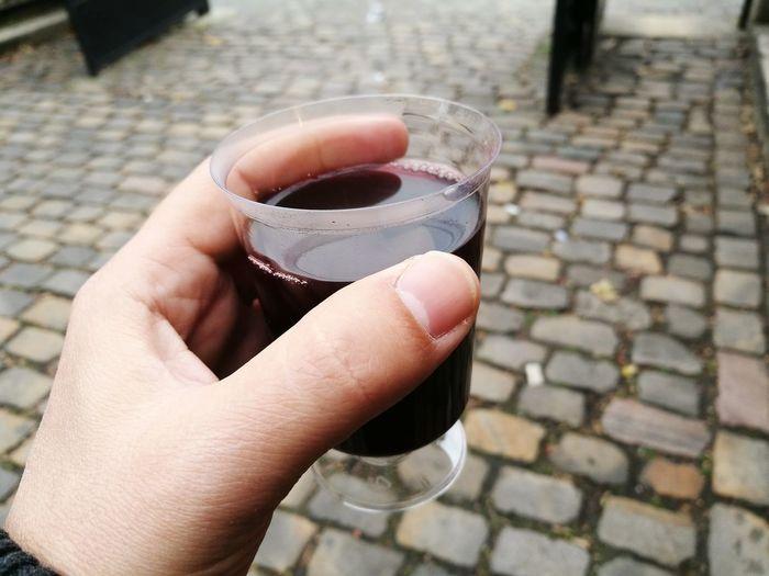 Hot Wine Human