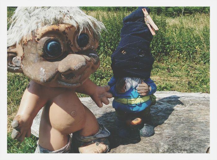 Creepy Little Trolls Junggesellenabschied