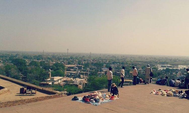 Fatehpur Sikri view from JAMA MASJID Travel Trip Fatehpursikri Traveldiaries Instalike Tagsforlikes Followme India Igramming_india Ig_india Storiesofindia