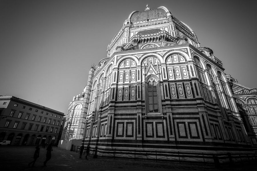 Built Structure Outdoors Building Exterior Architectural Detail Tuscan Tuscany DuomoDiFirenze Duomo Santa Maria Del Fiore Italy❤️ Tuscanygram Duomo Florence