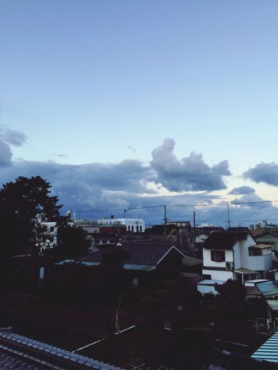 Goodmorning :) Colddays Sky Collection My City