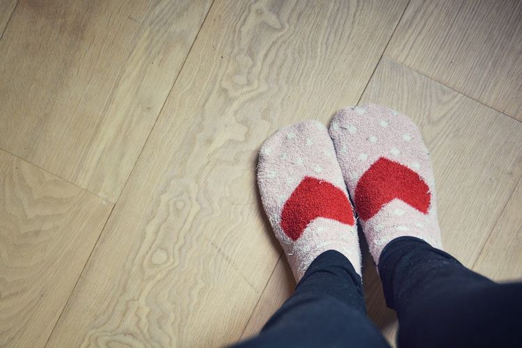 Socks for winter, hearts for Valentines. At Home Close-up Cold Day At Home Comfortable Directly Above Fashion Flooring Happy Feet Hardwood Floor Heart Socks  Home Indoors  Relaxation Socks Staying Warm Warm Clothing Warm Feet Winter Clothes Home Is Where The Art Is TK Maxx Socksie Feeling Cozy Always Be Cozy