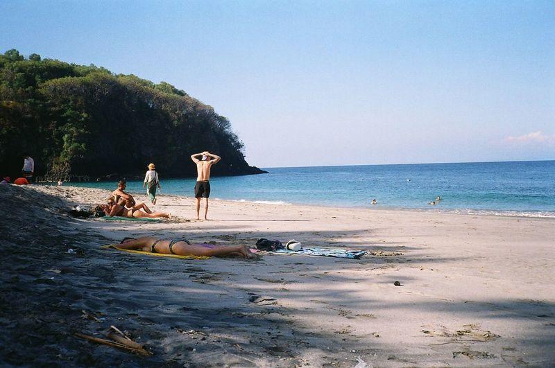 Sun bathing at Virgin Beach, Bali Relaxing Enjoying Life Hanging Out Hello World