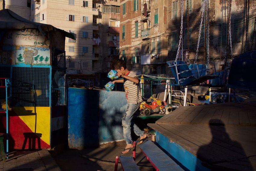 The Street Photographer - 2017 EyeEm Awards Lunapark Egypt égypte EyeEmNewHere