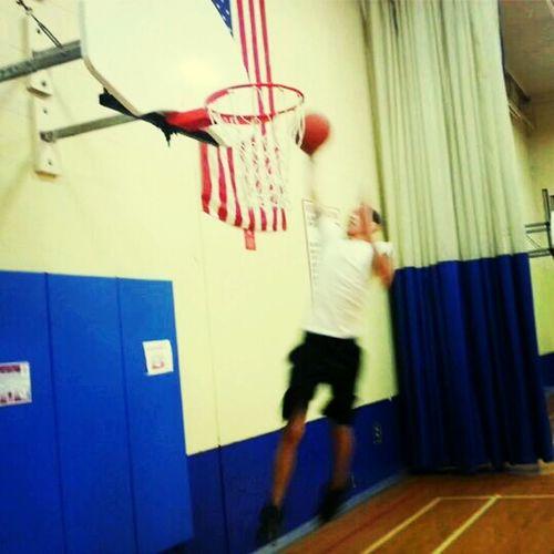 #YMCA #Dunking