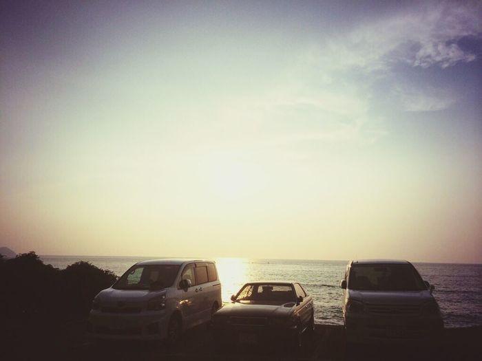 今年初海。