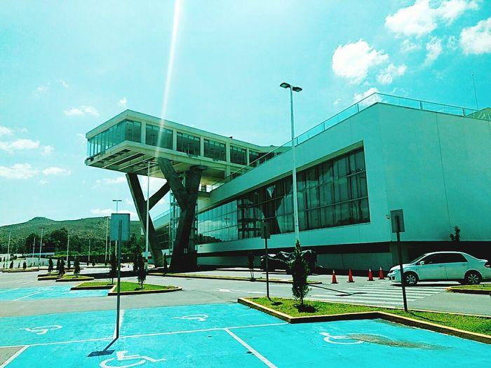 Convention Center San Luis Potosí
