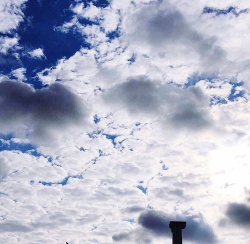 Clouds And Sky Nicepicture White Blue Nature Meteorology Sky No People Turkey