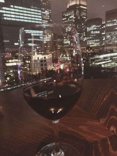 Nightphotography At The Bar