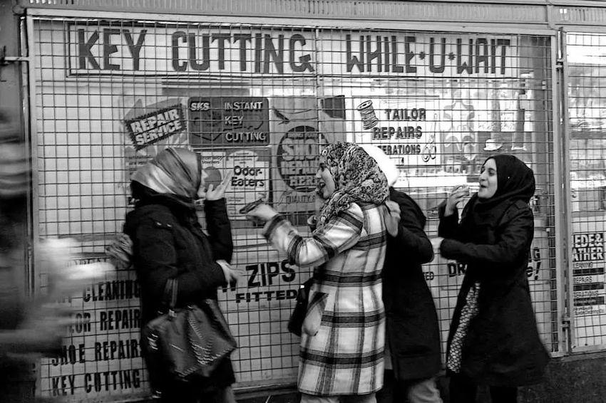 The Street Photographer - 2014 EyeEm Awards LONDON   KILBURN STATION Taking Photos Streetphoto_bw Everyday Lives