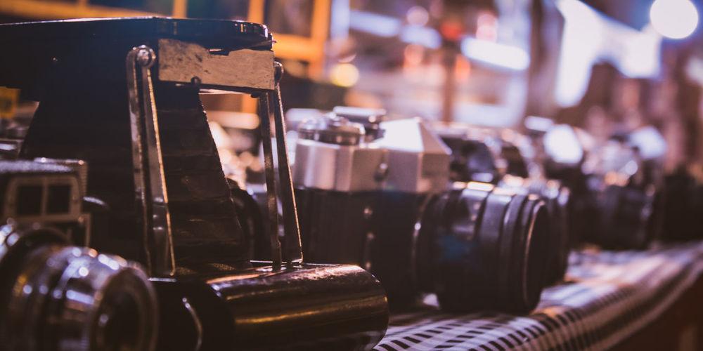 Film Cameras on