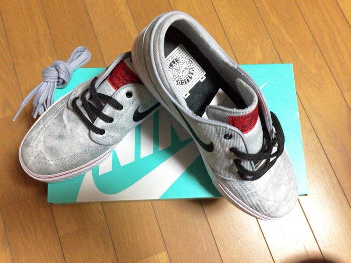 nikesb 初のsbタイプを購入∗︎*゚ Nike Nikesb 神戸 アウトレット 購入 Happy