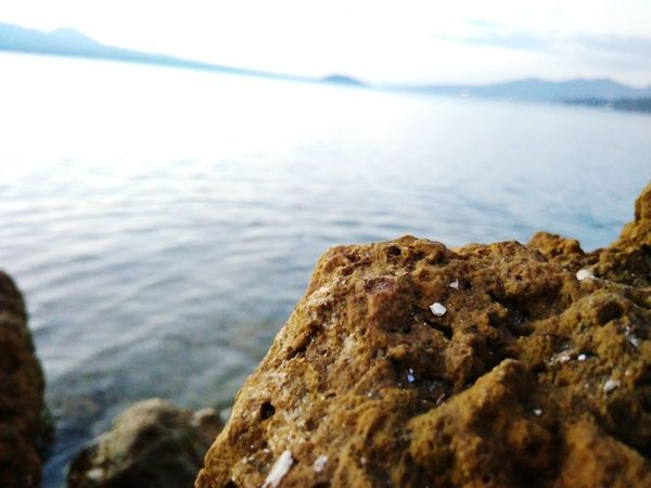 EyeEm Selects Water Sea Beach Rock - Object Sky Close-up Horizon Over Water