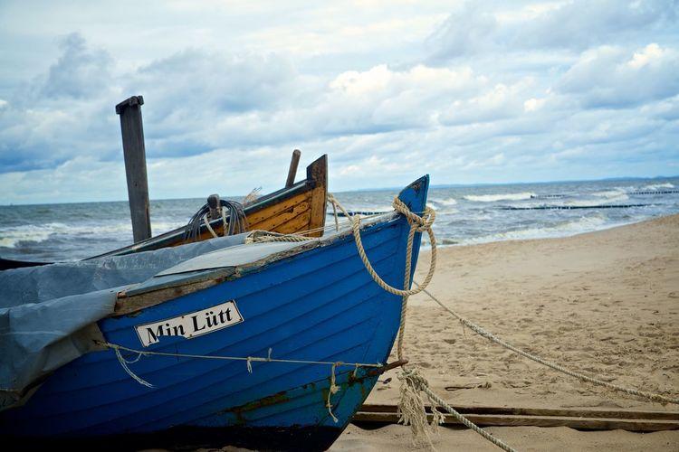 Ostsee, ship,