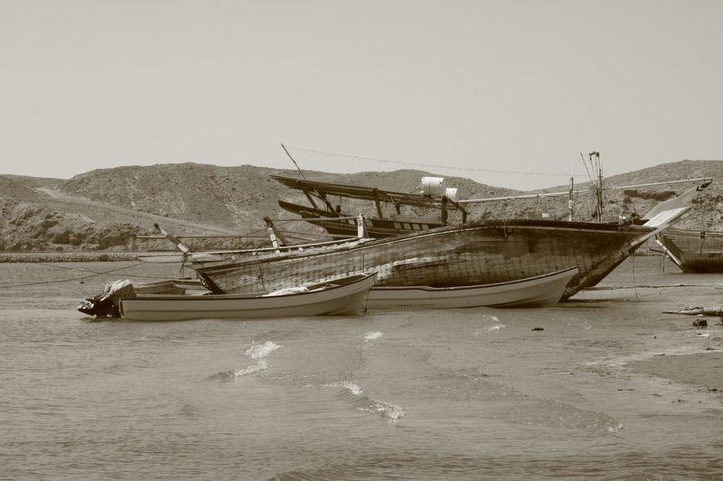 Oman Sepia Oman