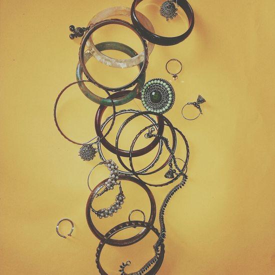 Jewellery Necklace Bracelet Rings♥ Lookbutwithmyeyes Yellowmesh