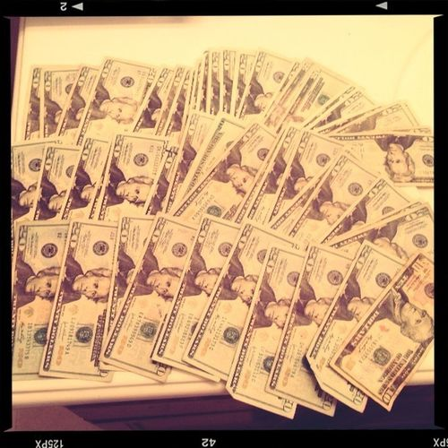 Marry To The Money