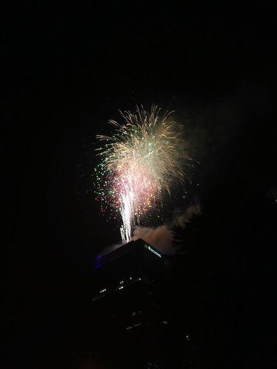 Sky Firework