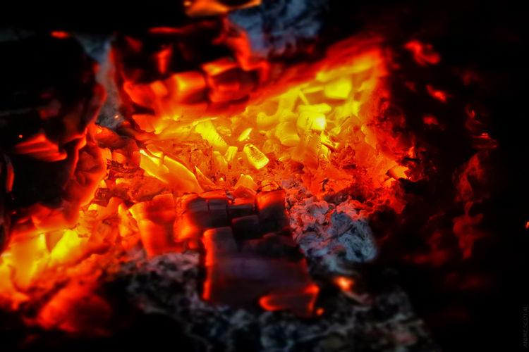 Brasas Chile Fire Fogata Fuego Hogareño Home Sweet Home Winter Fire