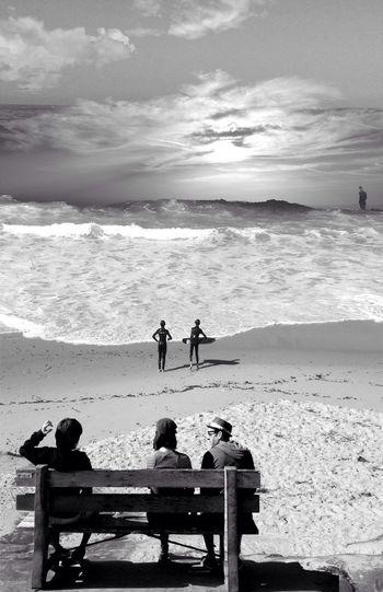 The Illusionist - 2014 EyeEm Awards EyeEm Best Shots Black And White Landscape