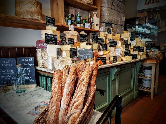 Abundance Bread Cheese Cheese And Bread Cheese And Wine Cheesemonger Exhibition Food Food Photography Large Group Of Objects Old Shop Store