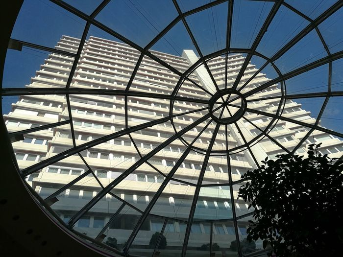 Greenhouse City Sky Architecture Built Structure EyeEmNewHere