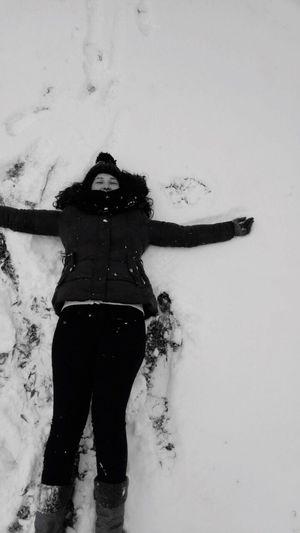Snowy Days... First Eyeem Photo