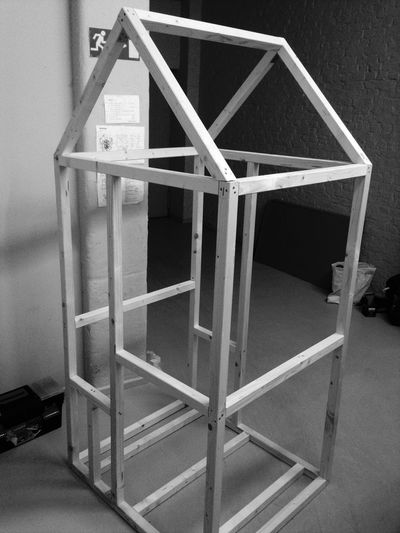 DIY 1SQM House EyeEm Photohaus - day 1
