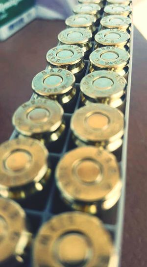 Macro Beauty Bullets 38special Practice Makes Perfect Girls With Guns Brass