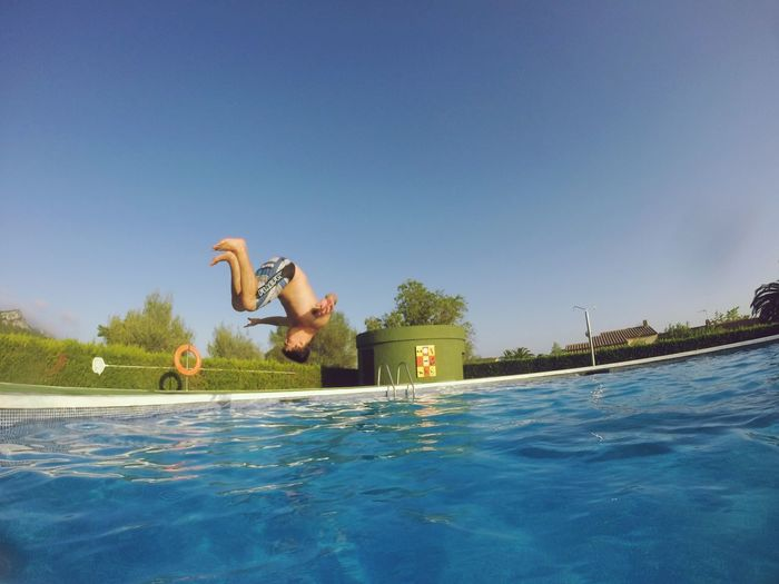 TBT  to summer paradise with Gopro