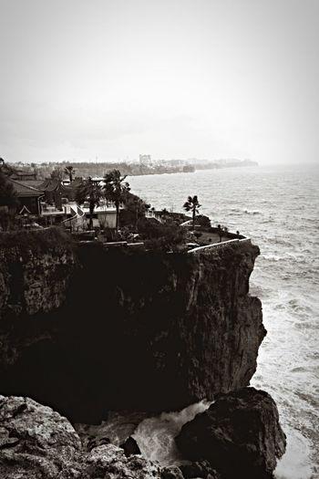 Black And White Sea Falez OpenEdit Dalga Life Nature RePicture Travel Traveling Secret Garden