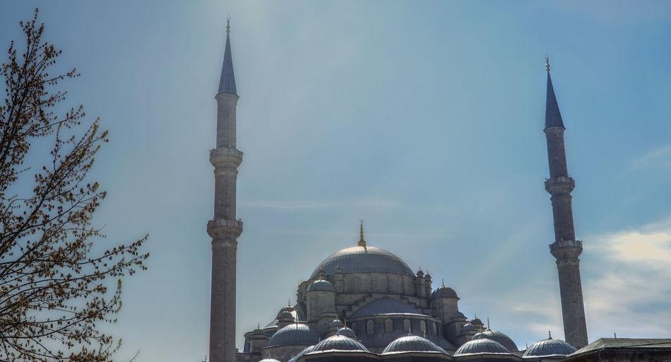 Fatih Mosque,