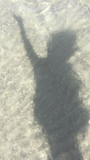 Water Nature Sea Wave Shadow Shadowonwater MeMyself&I Myshadow Goodday Love