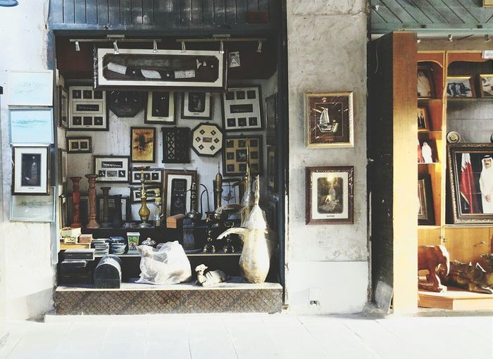Souq Wagif In Qatar Old Fashioned Historical Monuments Old Photo Antiques Antique Shopping Antique Market EyeEm Antique In Doha Qatar Artstreet