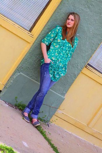 Senior pic I took just about two years ago!!