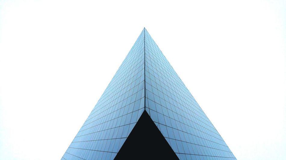 Pyramide. Open Edit Minimalism Triangle Urban Geometry Growing Better