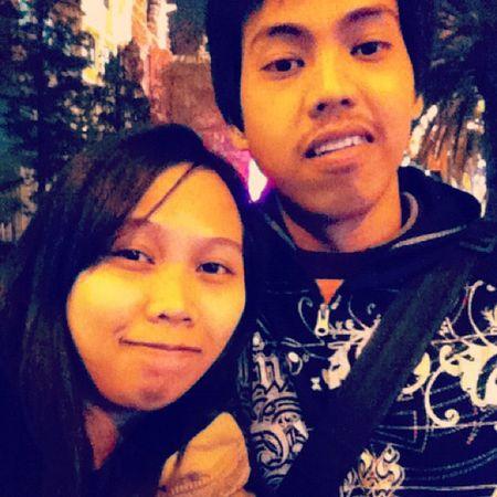 bonding? with my bro!!??