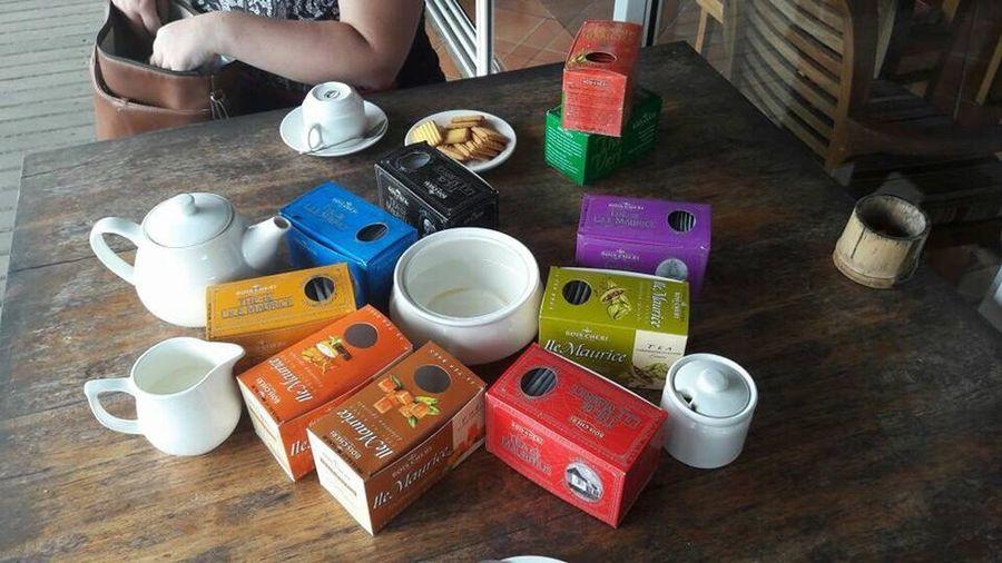 Tea Bois Cheri Mauritius Maurice