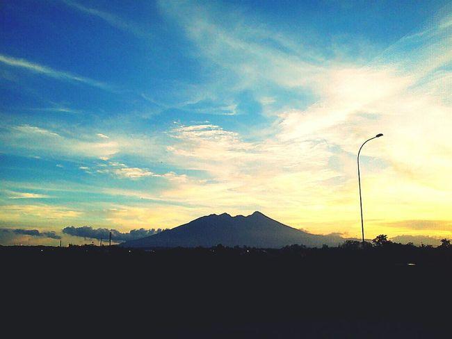 Mount Salak Enjoying The View Like4like Wonderful Indonesia Mountain View